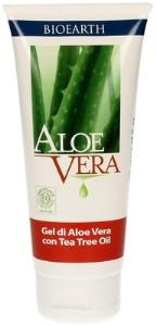 Gel di Aloe Vera con Tea Tree Oil