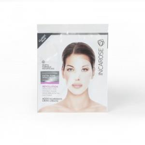 Maschera Viso con Acido Ialuronico Cross-Linkato